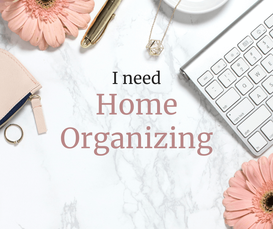 Home organizing service Portsmouth, NH and Holly Springs, NC